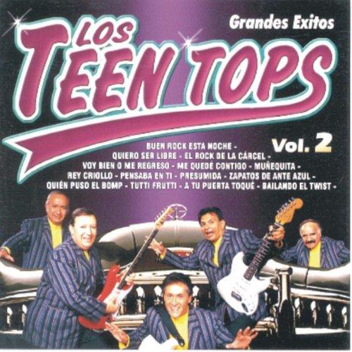 Los Teen Tops - Grandes Éxitos.