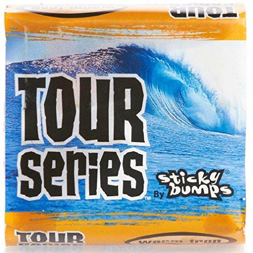 Sticky Bumps Tour Series Warm/tropical Single Bar