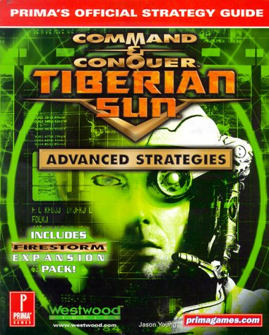 Price comparison product image Command & Conquer: Tiberian Sun - Advanced Strategies (Prima's Official Strategy Guide)
