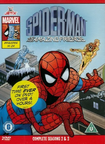 Spider-Man (Spiderman) and His Amazing Friends Seasons 2 & 3