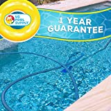 U.S. Pool Supply Weighted Butterfly Pool Vacuum