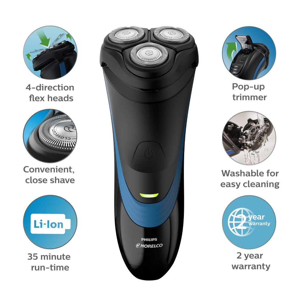 consumer report best electric shaver