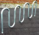 Loop-Style 9 Bikes Rack