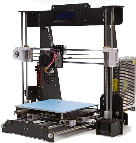 Anet A8 DIY I3 Impresora 3D Tamaño de Impresión 220 * 220 * 240 mm ...