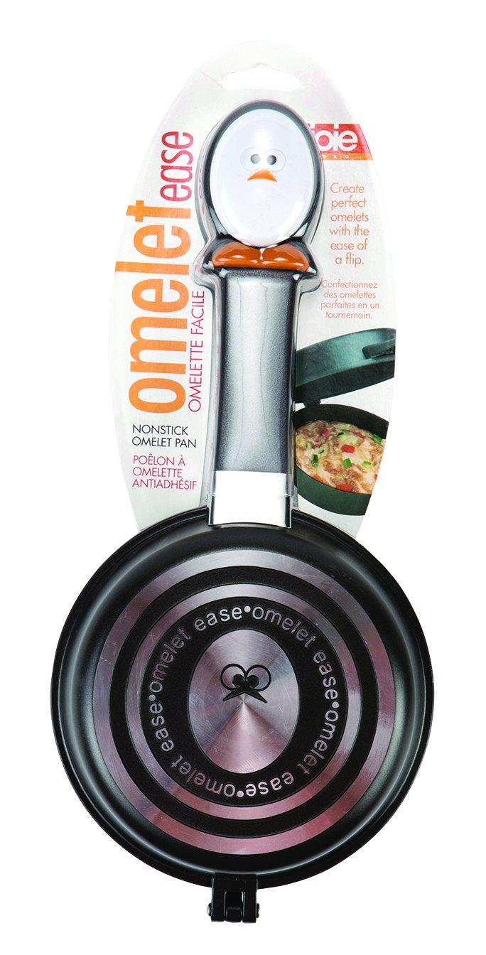 Joie Omelet Ease Non Stick Omelet Pan, Black MSC 0067742501530