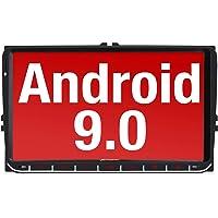 """【Nuevo】 Pumpkin 9"""" Android 9.0 Radio para VW"""