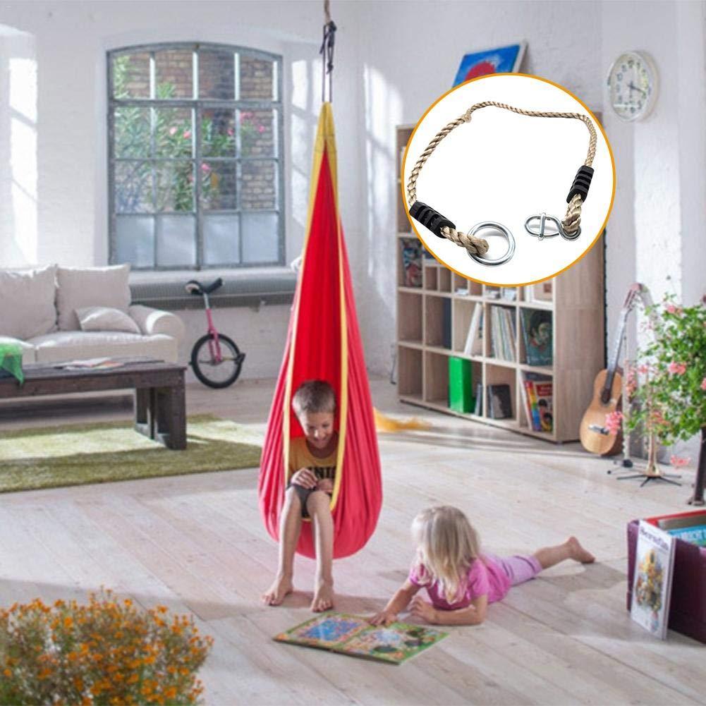 Schaukeln soundwinds Verstellbare Schaukelseile Flexible Baum Schaukel Umwandlungsseile f/ür H/ängematte 2 St/ück Baum Schaukelstuhl H/änge