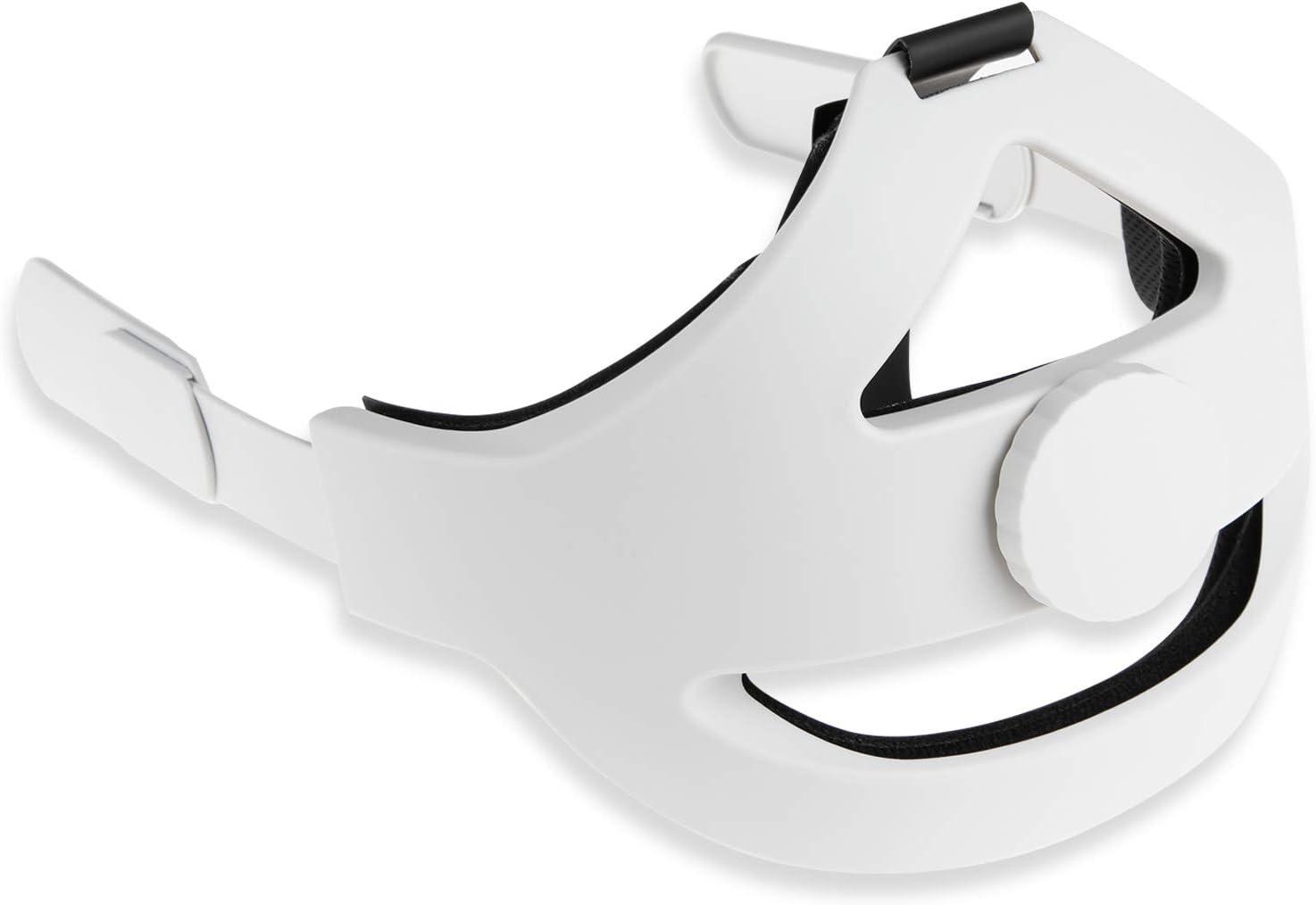 Orzero Oculus Quest 2 Head Strap- White $35.99 Coupon