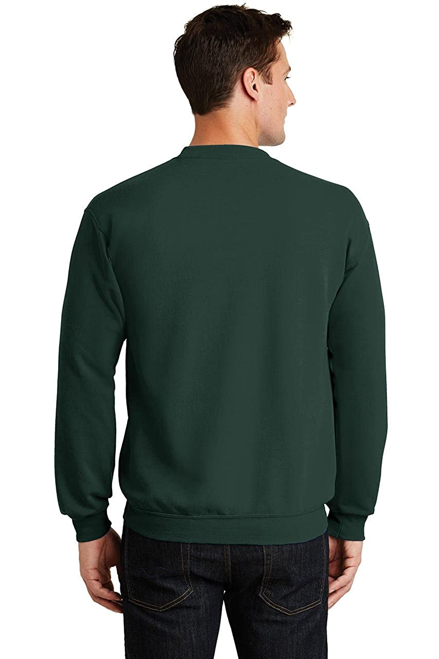 Comical Shirt Mens Happiness is Coffee Sweatshirt