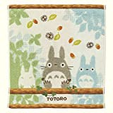 My neighbor totoro wash towel Rest Neko Bus Japan import