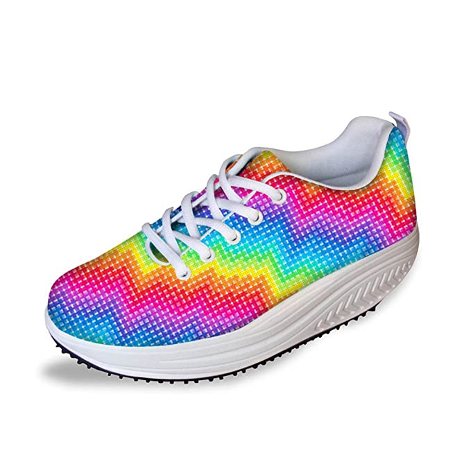 Amazon.com: showudesigns Color Brillante cómodo Fitness ...
