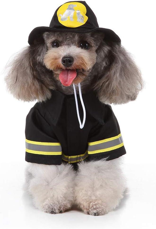 Smniao Sommer Haustierkleidung Hund Kleidung Katze Baumwolle T-Shirt Weste Herz Druck Rock Kost/üm Kleine Hund Spitze Kleid