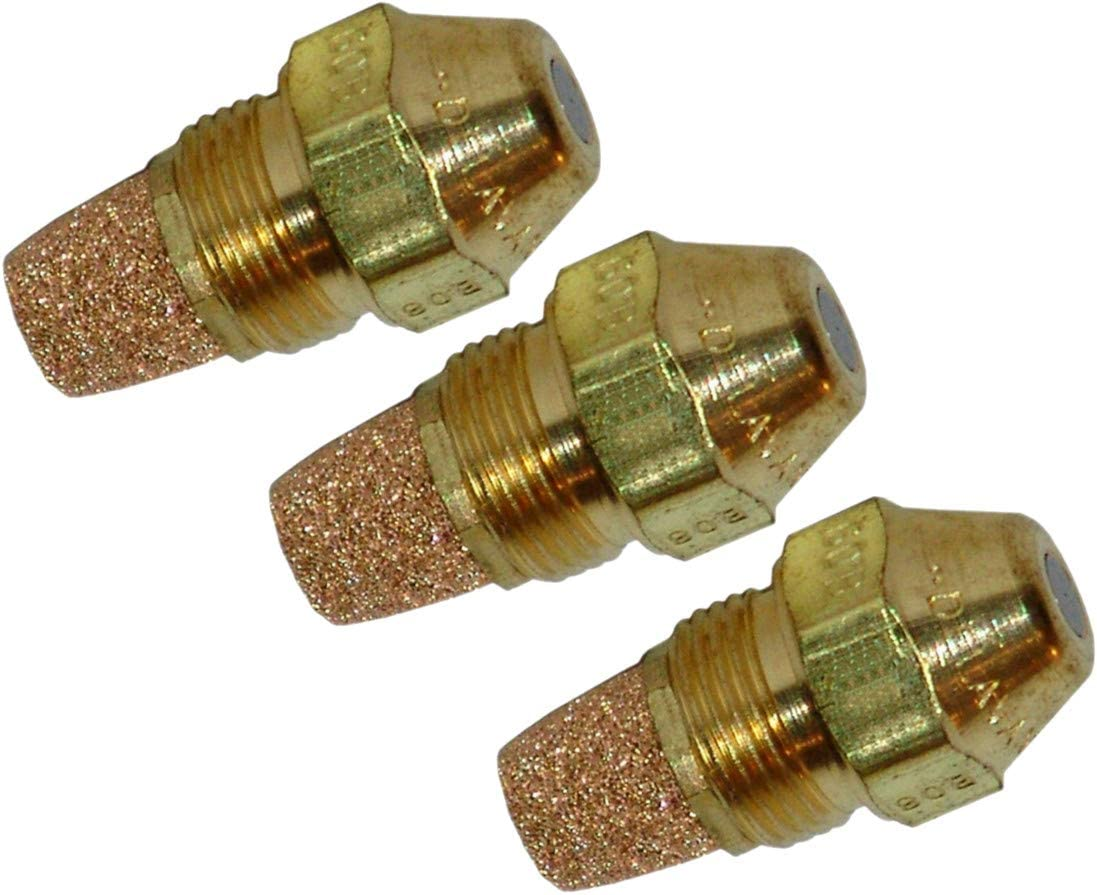 Lot of 3 Oil Burner Nozzles Delavan .579 MH for Miller Mobile Home Furnace