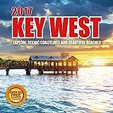 2017 Key West - 12 x 12 Wall Calendar - 210 Free Reminder Stickers