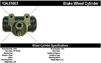 Centric Parts 134.44702 Drum Brake Wheel Cylinder