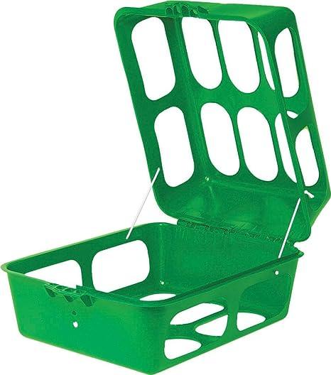 Amazon com: Health E-Z Hay Feeder, Green: Pet Supplies