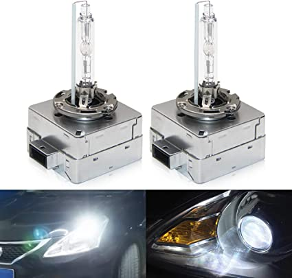 Car Rover D3S Xenon Headlight Bulb HID Light 12V 35W 5000K