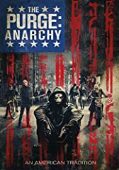 The New Founders of America invite you to celebrate your annual right to Purge. The Purge: Anarchy, the sequel to summer 2013's sleeper hit that opened to No. 1 at the box-office, sees the return of writer/director James DeMonaco to craft the...