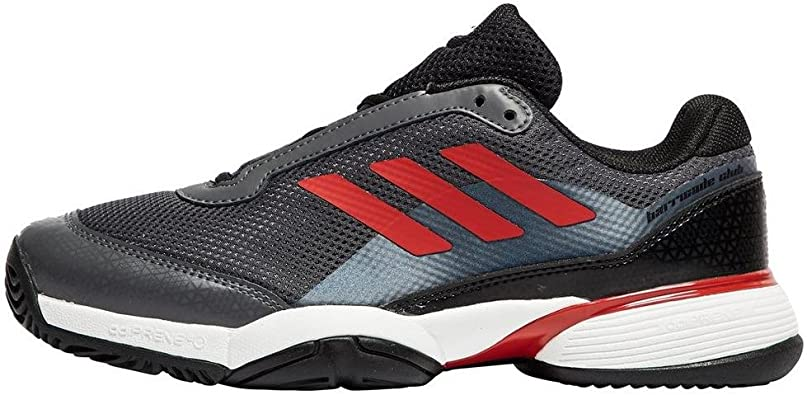 adidas BARRICADE CLUB XJ, Negro, 38: Amazon.es: Zapatos y ...