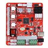 Aibecy KKmoon ZONESTAR ZRIB Controller Board Motherboard Mainboard Adopt ATMEGA 2560 MCU Compatible for RAMPS 1.4 RepRap Mendel i3 FDM 3D Printer DIY Self Assembly Parts