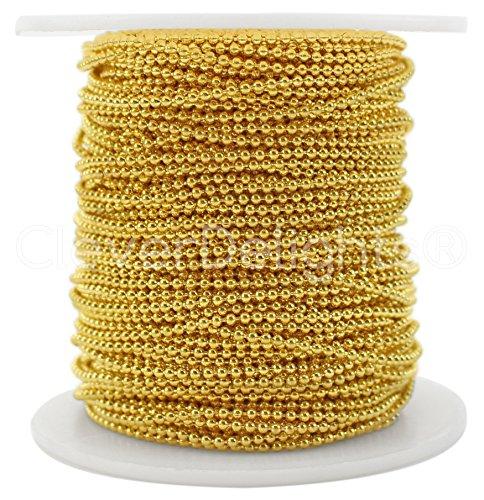 Gold Ball Chain - 4