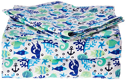 Elite Home Microfiber Beach Themed Clearwater product image