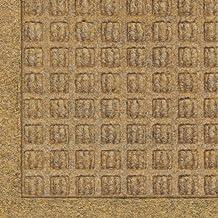 Andersen 280 Waterhog Fashion Polypropylene Fiber Entrance Indoor/Outdoor Floor Mat, SBR Rubber Backing, 6-Feet Length X 4-Feet Width, 3/8-Inch Thick, Gold