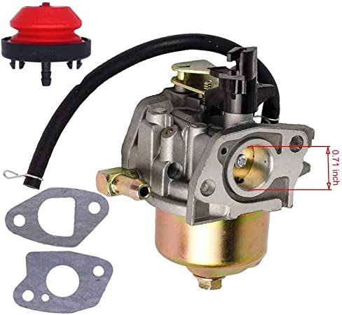 New Carburetor For 951-10974 951-10974A 951-12705 Primer MTD CUB CADET TROY