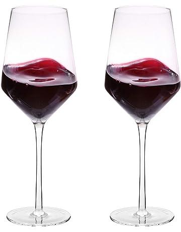 32cdd59f655 Amazon.com: Wine Glasses: Home & Kitchen