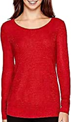 Buffalo Womens Long Sleeve Sweater, X-Large