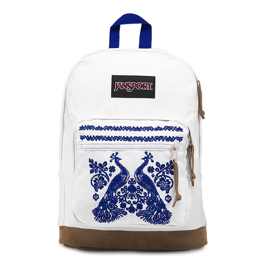 933c50a24f15 Amazon.com  JanSport Right Pack Expressions Laptop Backpack - Peacock  Plumes  Jim s Real Deals
