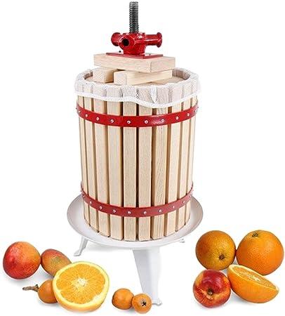 Prensa en madera para frutas, mosto, vino, manzanas con capacidad ...