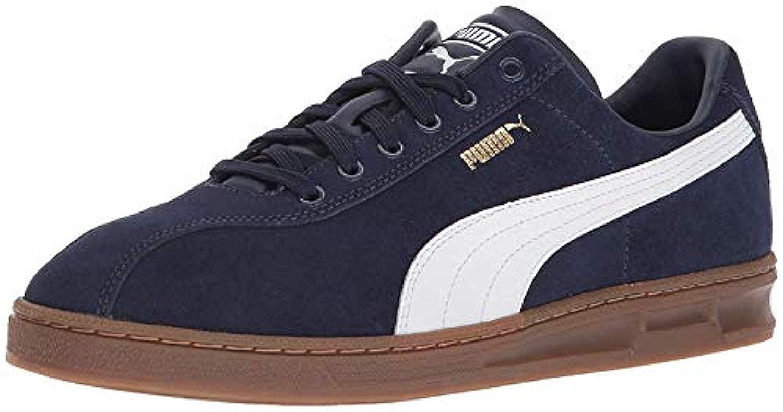 Puma Herren TK Indoor Heritage Sneaker Blau: