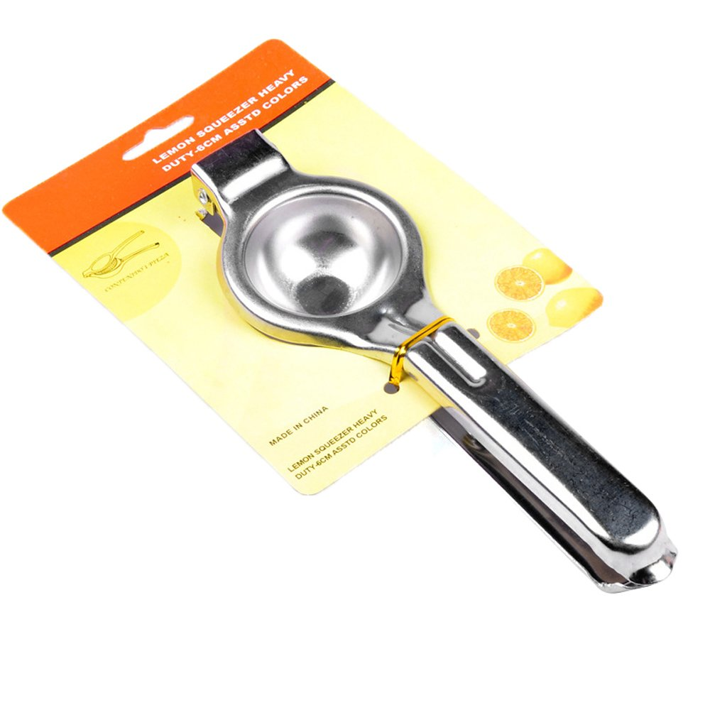 fenrad® Acero inoxidable Manual Exprimidor manual Exprimidor Limones Prensa Exprimidor Juicer exprimidor de fruta Squeezer: Amazon.es: Electrónica