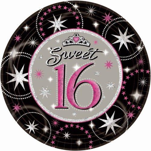 Sweet 16 Sparkle Prismatic Dessert -