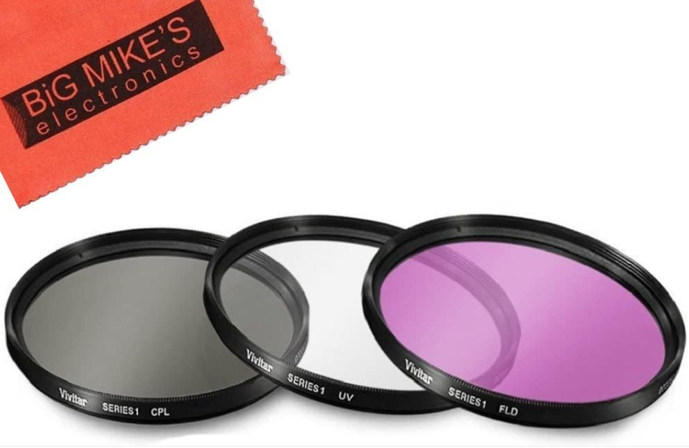 Circular Polarizer Multithreaded Glass Filter Digital Nc C-PL Multicoated 55mm for Sony Alpha DSLR-A900