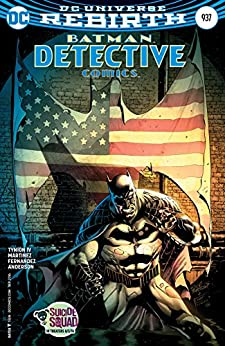 Detective Comics (2016-) #937 by [Tynion IV, James]