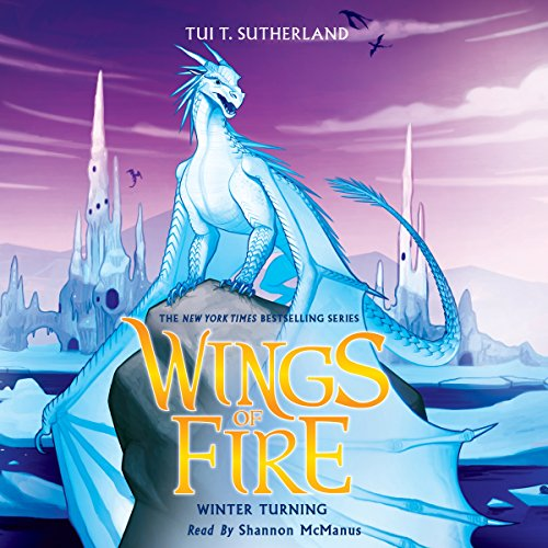 Winter Turning: Wings of Fire, Book 7 Audiobook [Free Download by Trial] thumbnail