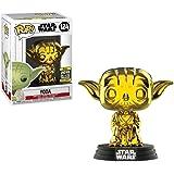 Star Wars - Yoda Gold Chrome Pop! Vinyl