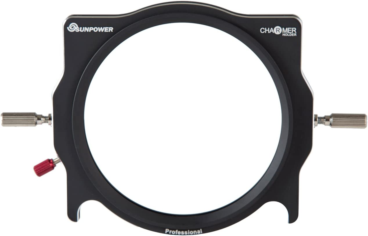 SUNPOWER Revolvable Camera Filter Holder Any Angles Unlimited Number of Filters for Diameter 58mm-95mm