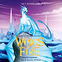 Winter Turning: Wings of Fire, Book 7
