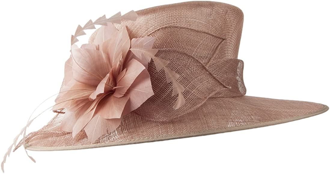 Failsworth Sombrero de Boda Ruby Topo - Talla única: Amazon.es ...