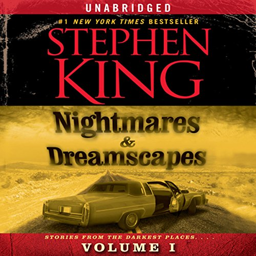 Nightmares & Dreamscapes, Volume I Audiobook [Free Download by Trial] thumbnail