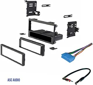 amazon com stereo install dash kit oldsmobile bravada 98 99 00 01 rh amazon com  1999 oldsmobile bravada stereo wiring diagram