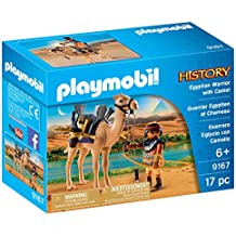 PLAYMOBIL Egyptian Warrior with Camel