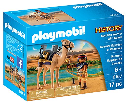 Camel Egyptian (PLAYMOBIL® Egyptian Warrior with Camel)