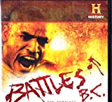The History Channel Historic Battle Collection : 8 Episodes : Moses Death Chase , Joshua Epic Slaughter , David Giant Slayer , Hannibal the Annihilator , Alexander Lord of War , Judgment Day At Marathon , Ramses Raging Chariots , Caesar Super Siege