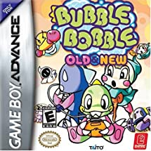 bce43cb6b84 Amazon.com: Bubble Bobble Old & New: Artist Not Provided: Video Games