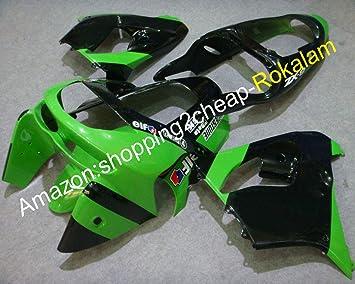 Amazon.com: 1998 1999 ZX 9R Motorbike Fit For Kawasaki Ninja ...