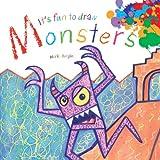 It's Fun to Draw Monsters, Mark Bergin, 1620875349